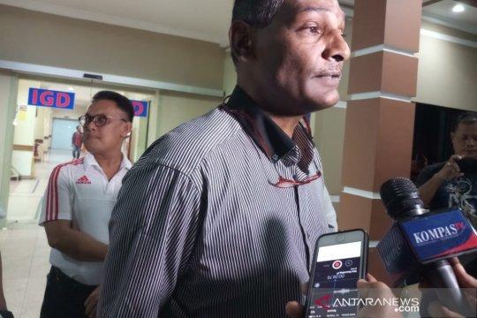 Dua korban ledakan dirawat inap RSAL Mintohardjo