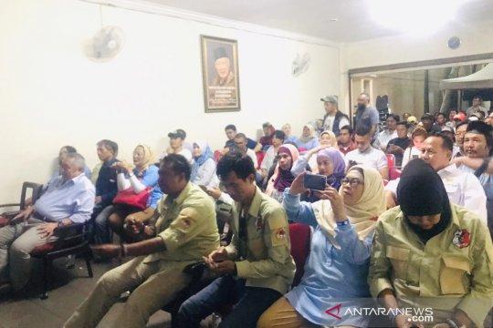 Rumah Aspirasi Prabowo-Sandi Gelar Nobar Debat Capres
