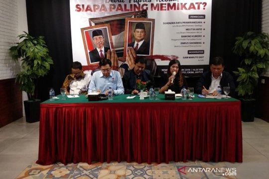 TKN: Jokowi unggul di debat kedua capres