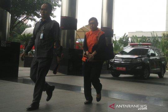 KPK panggil dua saksi dalam penyidikan kasus suap proyek SPAM