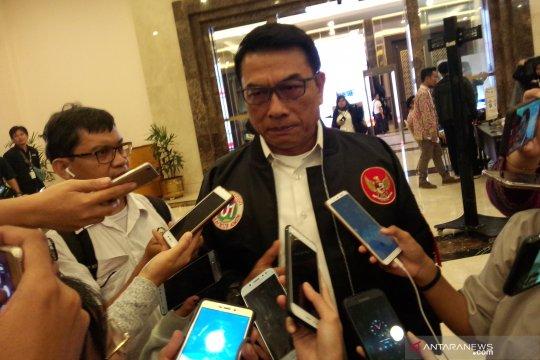 Debat Capres - Moeldoko: Soal HGU Prabowo, itu kasih contoh