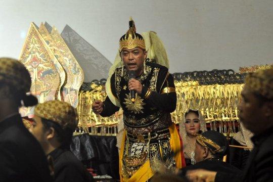 Pendekatan kesenian wayang raih simpati warga Jakarta memilih Jokowi