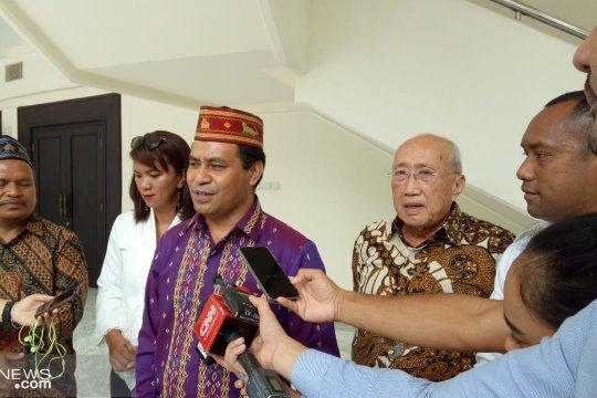 Temui Wapres, Anggota DPD Minta Solusi Jika Pulau Komodo Ditutup