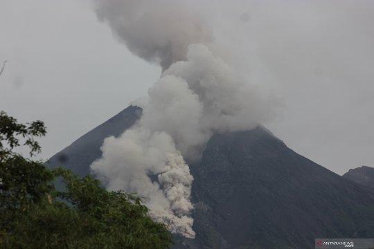 Radius batas aman gunung Merapi 3 km