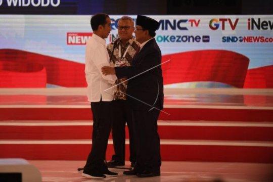 Survei CSIS: elektabilitas Jokowi unggul 18,1 persen