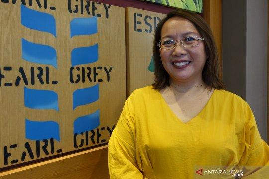 Bincang-bincang bersama announcer MRT Jakarta Devianti Faridz
