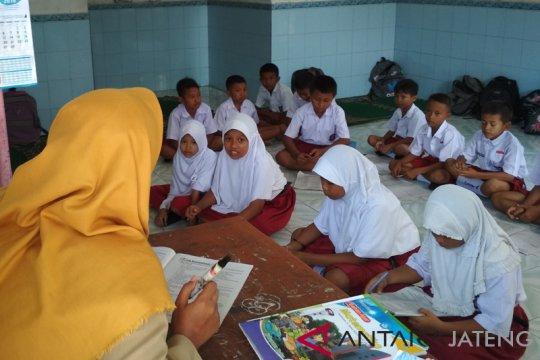 Pemkab Semarang liburkan sekolah selama sepekan