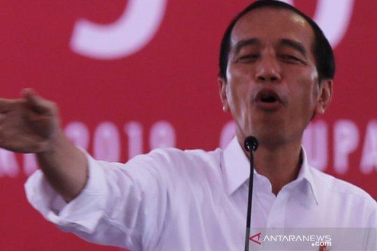 Klarifikasi kesalahan data menjadi bukti kenegarawanan Jokowi