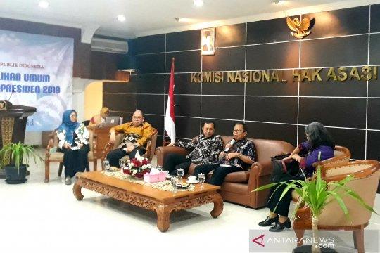 Komnas dan organisasi peduli HAM diminta pertimbangkan pendekatan nonyudisial