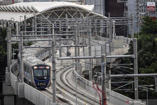 MRT tak pengaruhi pasar otomotif, tapi bisa ubah pola pengendara pribadi