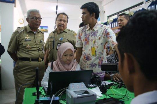 Wali Kota Jakut ajak pelajar pemegang KTP-e gunakan hak pilih