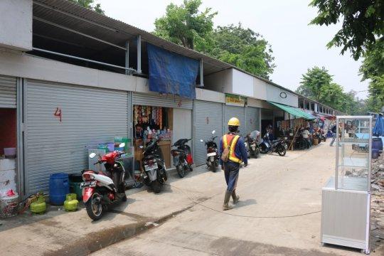 Pemkot Jakut kaji penetapan Tanah Pasir untuk lokasi pedagang