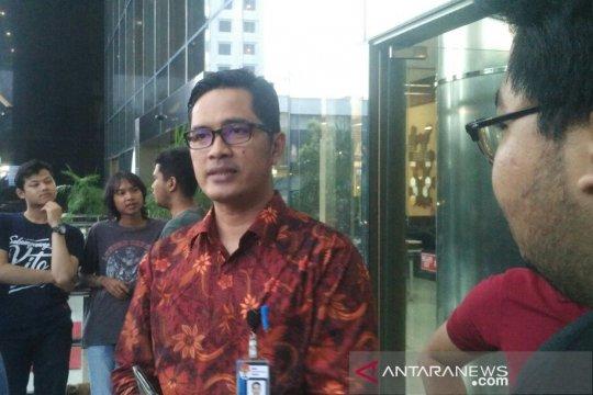 KPK klarifikasi aliran dana untuk kepentingan proyek di Lampung Tengah
