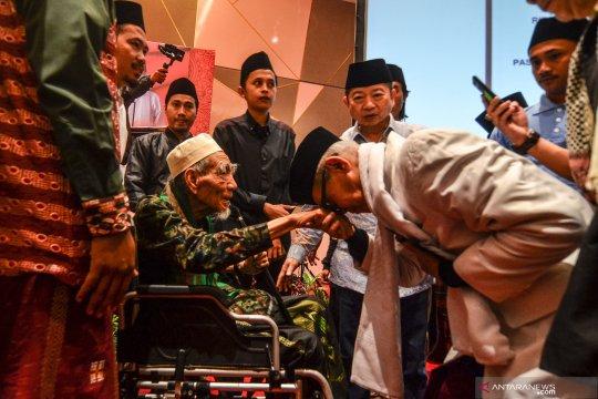 Deklarasi Kyai Kampung menangkan Jokowi-Ma'ruf Amin