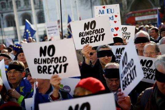 Mantan pemimpin EU: Inggris kemungkinkan tunda Brexit