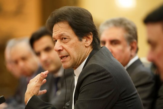 PM: Pakistan akan balas kalau India menyerang