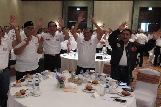 Jala Nusantara Jawa Timur dideklarasikan, dukung Jokowi-KH Ma'ruf Amin
