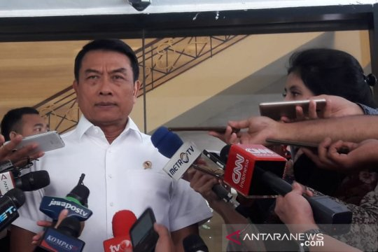 Moeldoko tegaskan Jokowi beri contoh reforma agraria dalam debat
