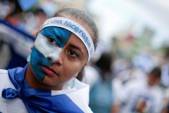 Petani pemimpin penentangan Presiden Nikaragua dipenjara 216 tahun