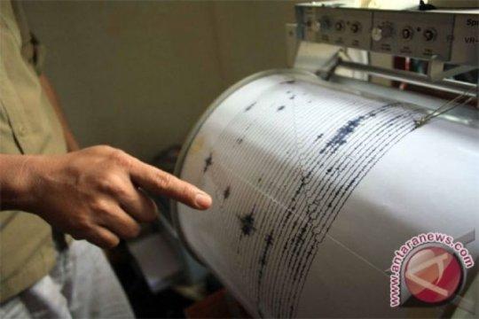Warga Gorontalo Utara ikut merasakan gempa magnitudo 7,1