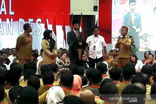 Jokowi ingatkan masyarakat jaga persatuan ditengah Pemilu 2019