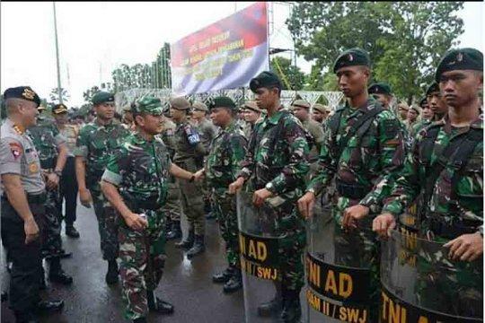 Jajaran Korem Gapo laksanakan patroli gabungan