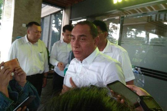 Gubernur Sumut: Pengerjaan Tol Medan-Binjai mulai kembali awal April