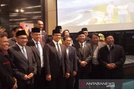 Ferrial tak hadir saat sertijab Wakil Ketua DPRD DKI