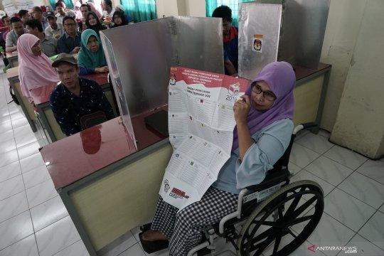 KPU Bangka Barat sosialisasikan tata cara pencoblosan