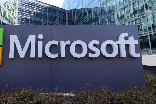 Microsoft perluas layanan keamanan siber ke 12 negara Eropa
