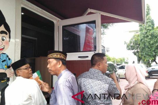 Setiap Sabtu, Imigrasi Jakbar prioritaskan jamaah haji