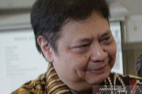 Airlangga optimistis Jokowi-Ma'ruf menang di Jatim