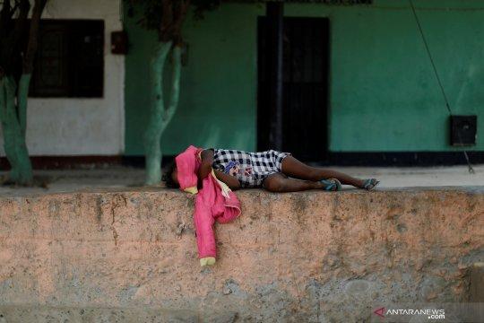 Gelombang eksodus warga Venezuela ke Kolombia