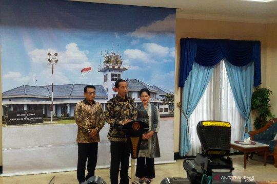 Presiden bertolak ke Singapura jenguk Ani Yudhoyono