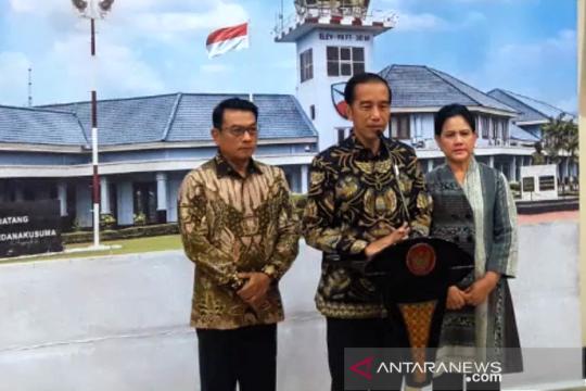 Presiden ajak masyarakat doakan kesembuhan Ibu Ani
