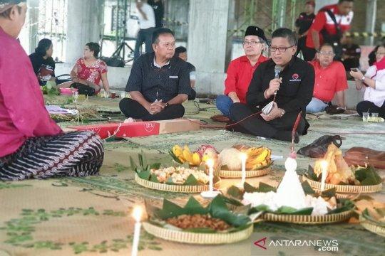 Kantor PDI Perjuangan Yogyakarta dijadikan rumah kebudayaan rakyat