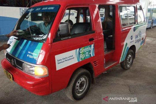 Transjakarta Jak Lingko kembali buka tiga rute baru