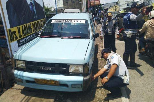 Sebanyak 385 kendaraan ditilang dalam Operasi Lintas Jaya 2019 di Jakarta Utara
