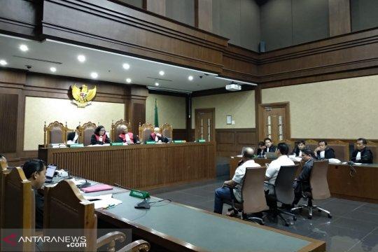 Panitera PN Medan ingatkan anak buah sebelum ditangkap KPK