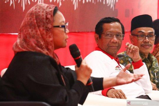 Mahfud MD ajak masyarakat jaga persatuan indonesia