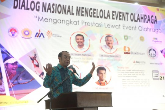 Kemenpora minta JSC Palembang bersiap untuk Olimpiade