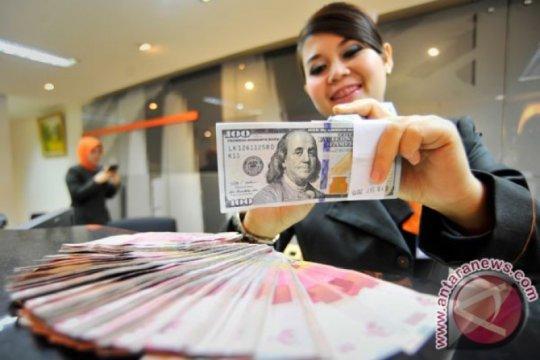 Awal pekan rupiah melemah 19 poin di atas Rp14.000