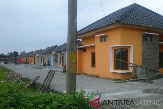 KPR Bank Mandiri Surakarta didominasi rumah komersial