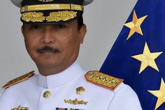 Kepala staf TNI AL resmikan markas komando Pangkalan Utama TNI AL XII/Pontianak