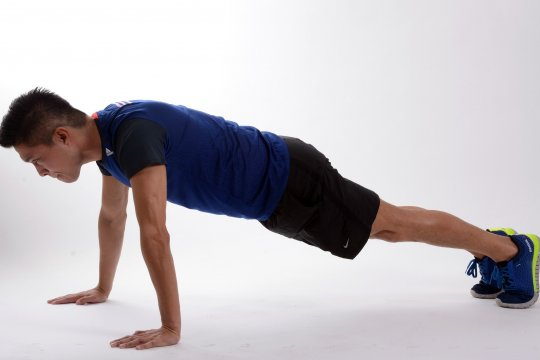 Manfaat push-up bagi kesehatan