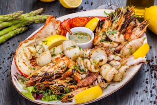 Makan seafood selama hamil bisa tingkatkan IQ anak