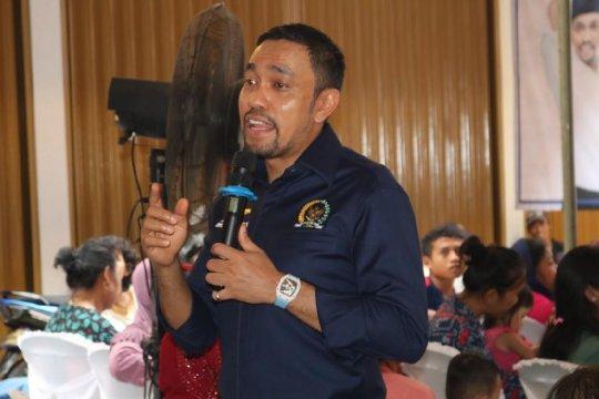 Anggota DPR ingatkan satuan tugas ungkap aliran dana mafia sepakbola