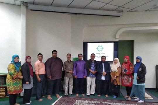 Kunjungan ke Persatuan Muhammadiyah Singapura