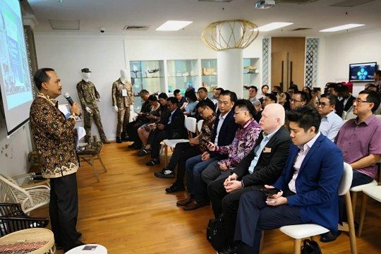 Dubes Ngurah yakinkan investor Singapura manfaatkan potensi ekonomi digital Indonesia