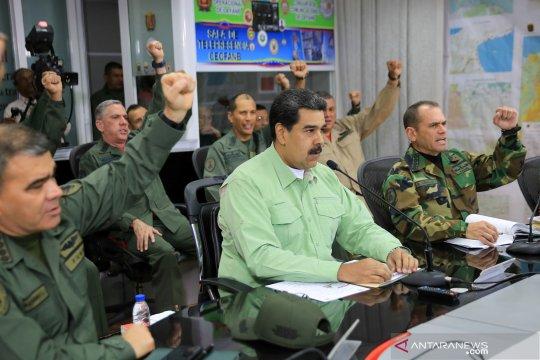 Rusia tuding AS berencana persenjatai oposisi di Venezuela
